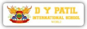 DY Patil International School logo