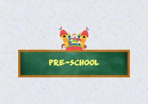 pre school erp