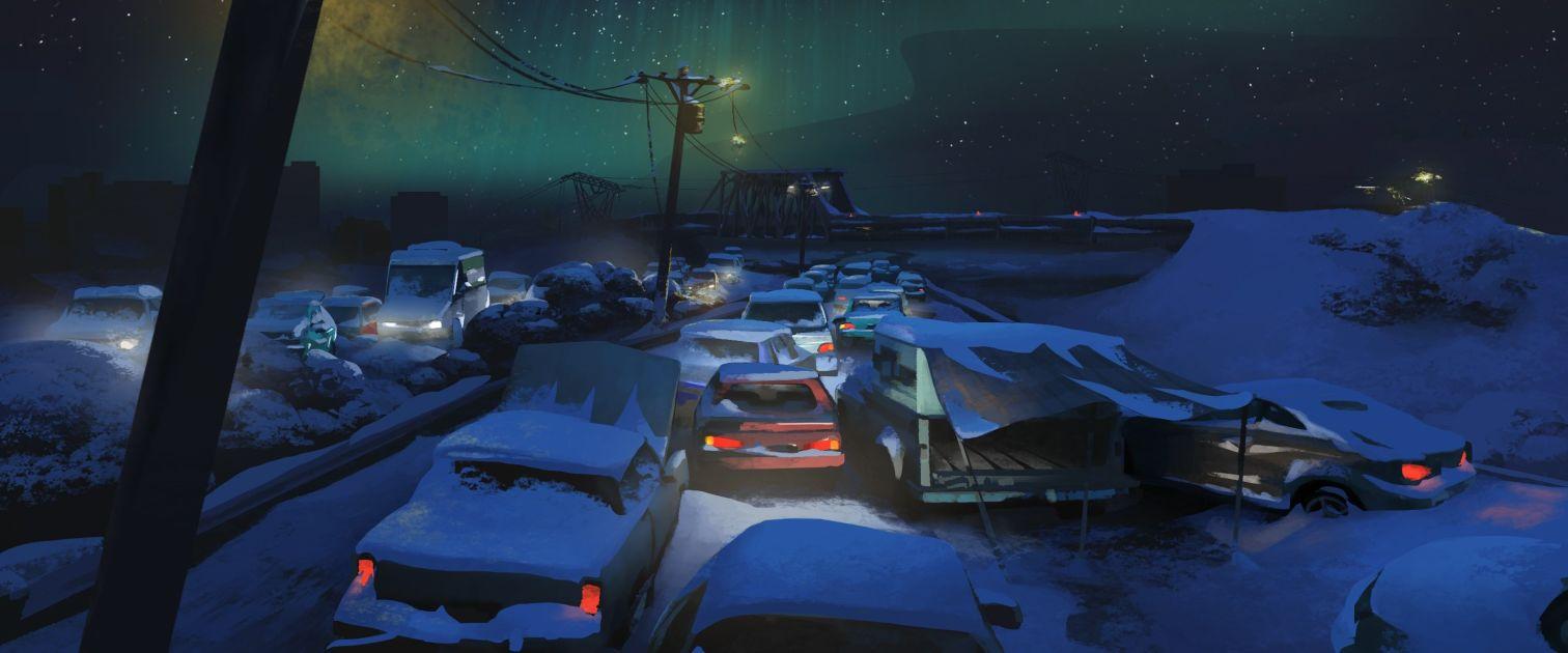 The Long Dark: Wintermute