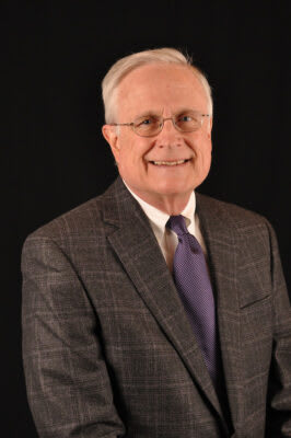 A headshot of former president Don Jenes