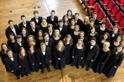 Milligan College Concert Choir 2012-13