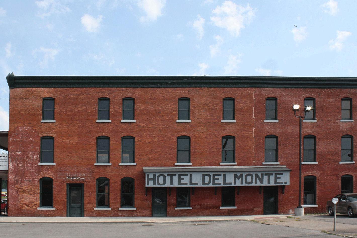 Hotel Delmonte  - Photo