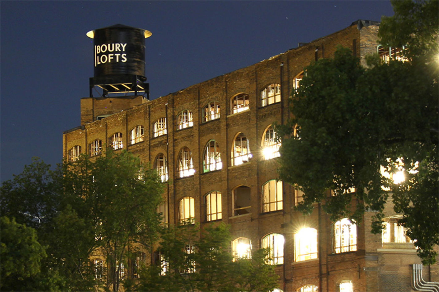 Boury Lofts - Photo