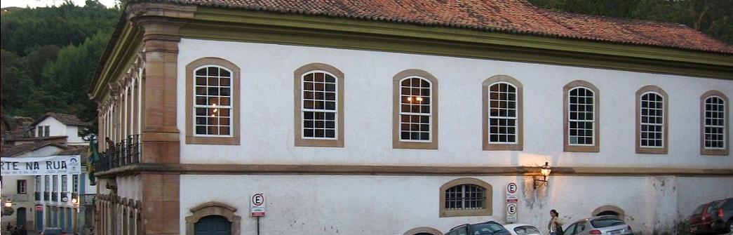 Museu Casa dos Contos, O casarão da Moeda