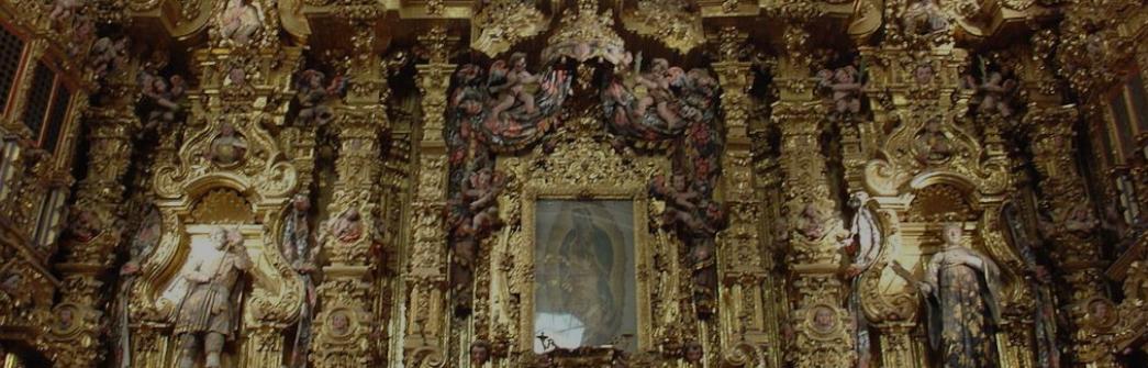 Presença da Arte Sacra em Minas Gerais