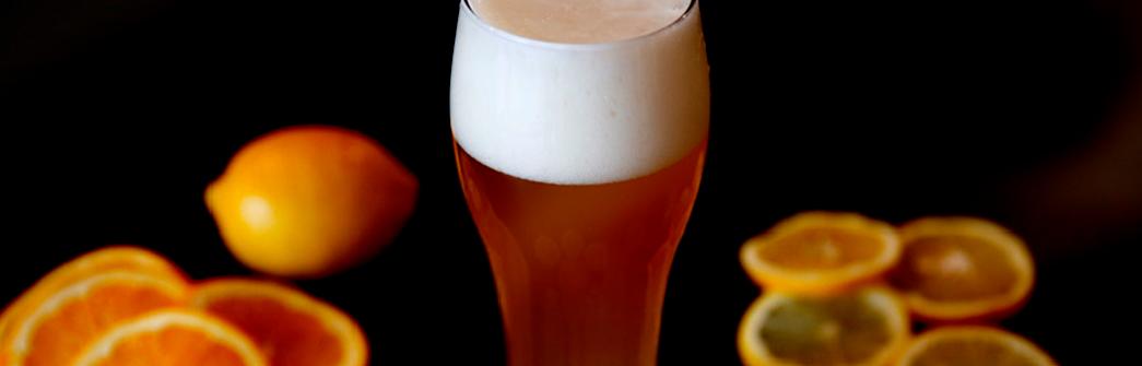 Cervejas Artesanais - Witbier Lemon