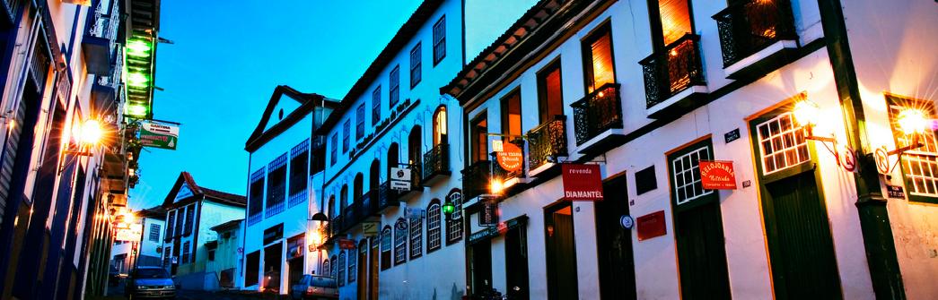 A Histórica Cidade de Diamantina