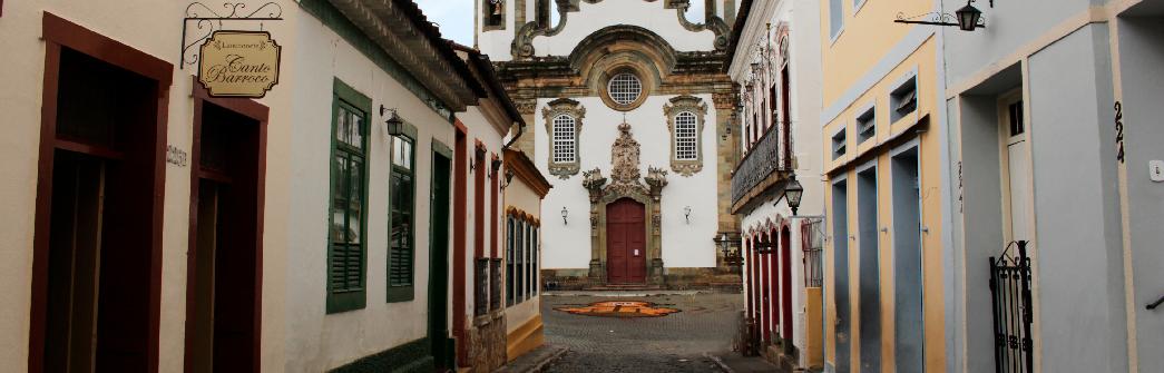 A Histórica Cidade De São João Del Rei