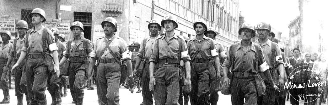 A Enfermeira Mineira que viveu a Segunda Guerra Mundial