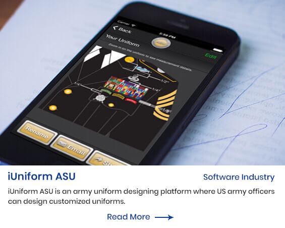 iuniform mobile app by mindpooltech