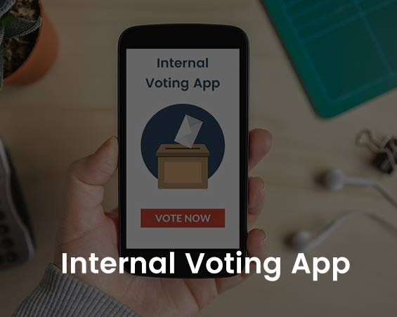 voting native mobile app