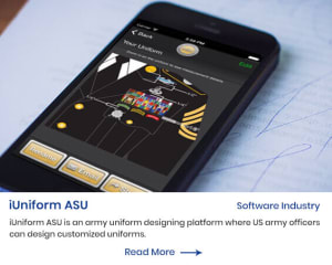 iuniform mobile app by mindpooltech