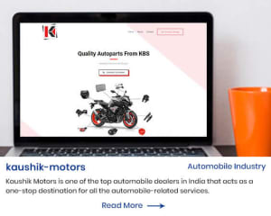 kaushik motors by mindpooltech