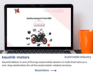 kaushik motors by mindpooltech