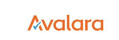 The logo for Avalara