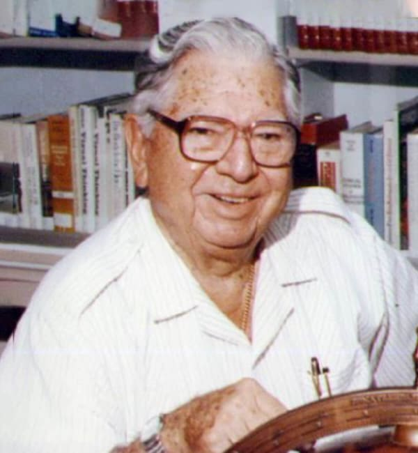 Portrait of José Silva