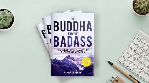 The Buddha and the Badass Book Cover
