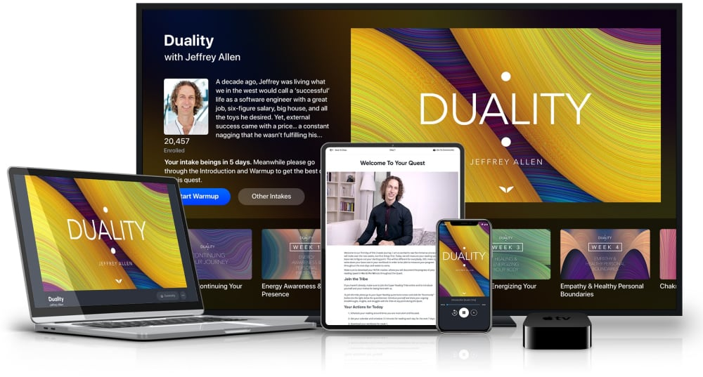 Duality on multiple devices