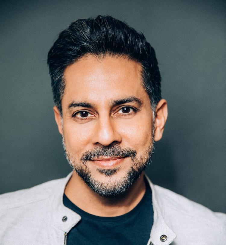 Portrait of Vishen Lakhiani