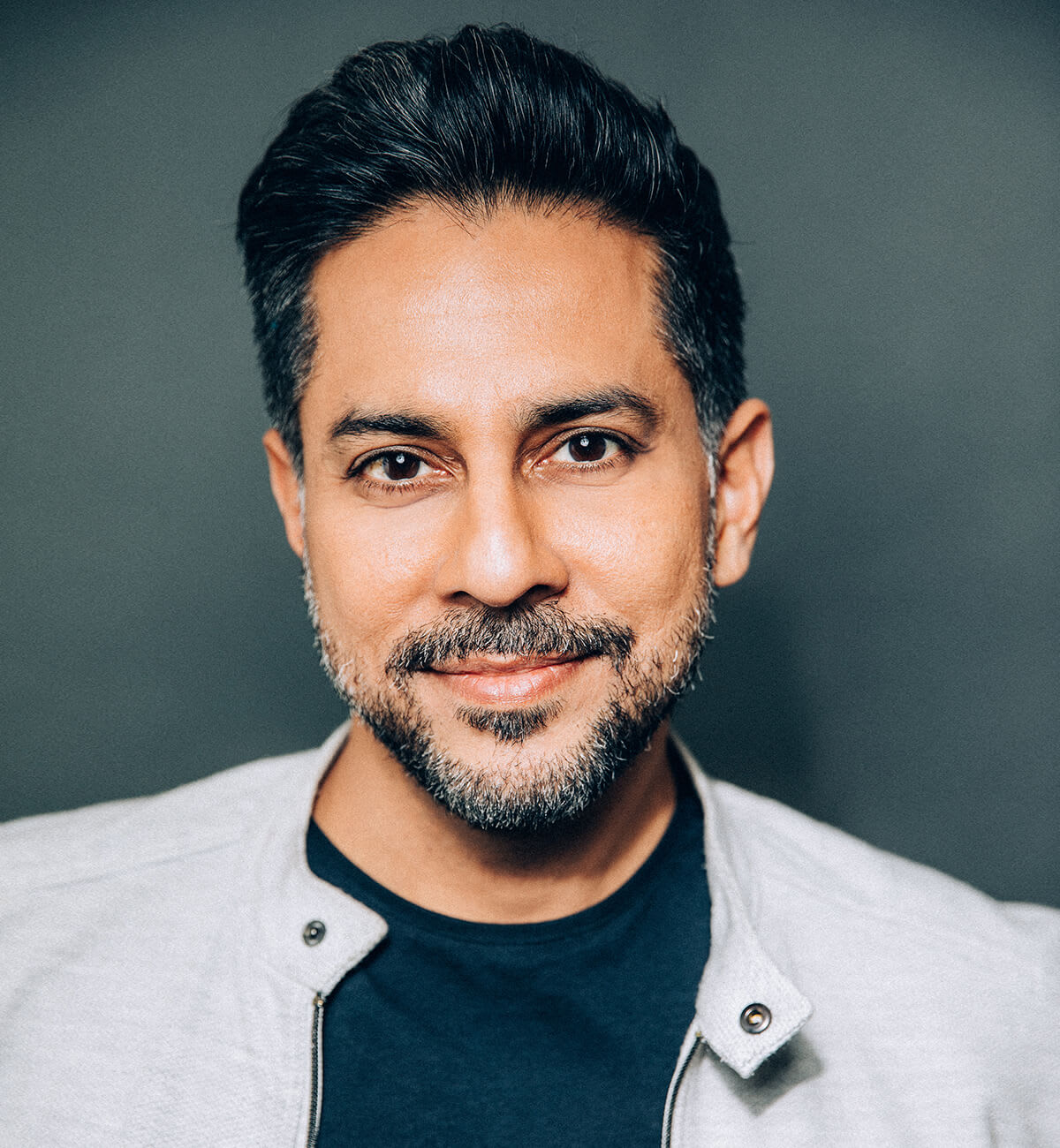 Portrait of Vishen Lakhiani