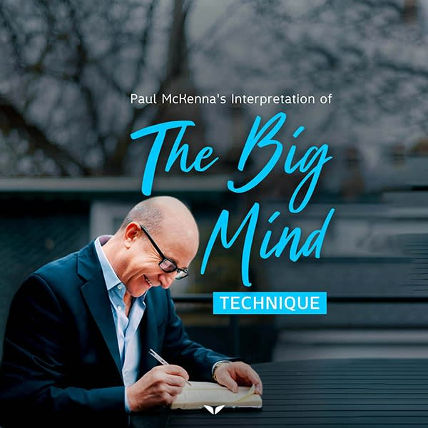 Paul's interpretation of The Big Mind technique