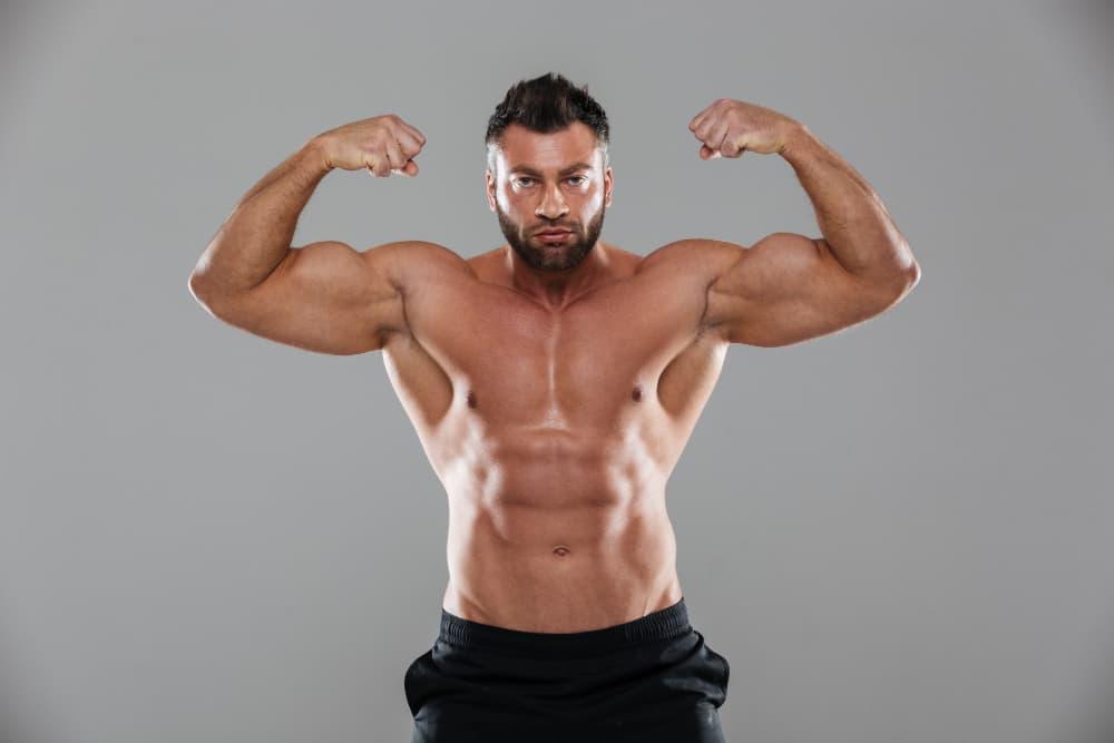 como ganhar massa muscular com mais eficiencia