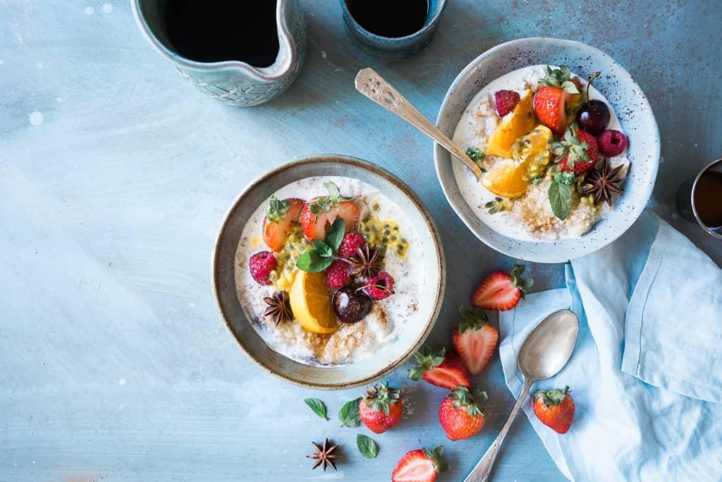 Read more about the article 5 opções de café da manhã saudável para emagrecer