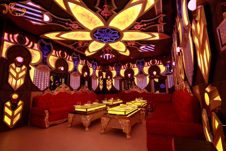 (Nguồn: 7777.com) Phòng VIP của Karoke Nice 7777