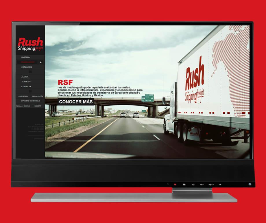 Rush Shipping Freight