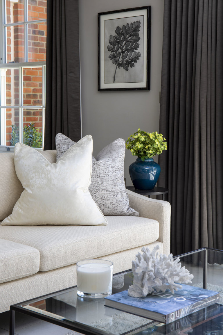 property styling and home staging Winchester