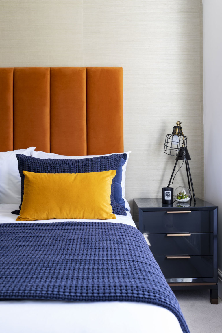 property styling and home staging Fulham