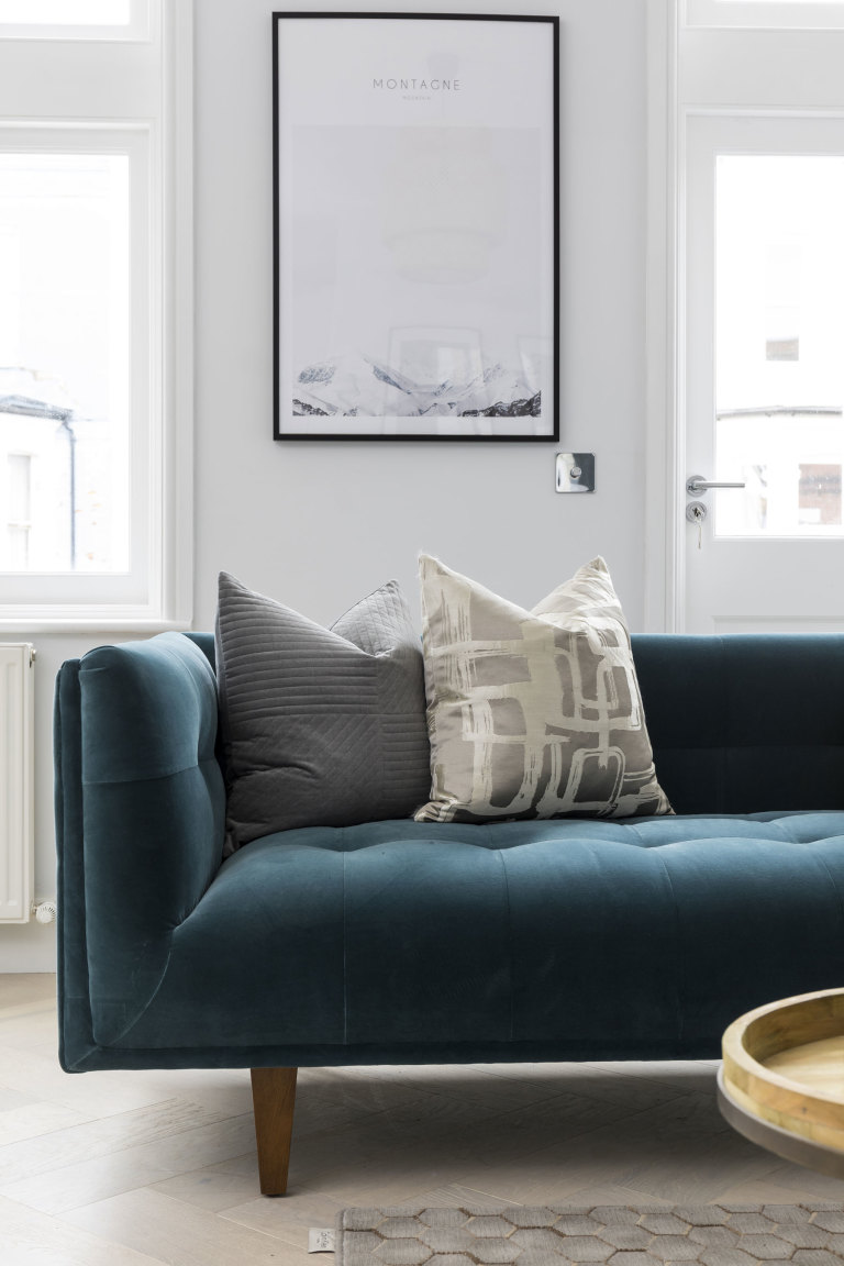 property styling and home staging Parsons Green