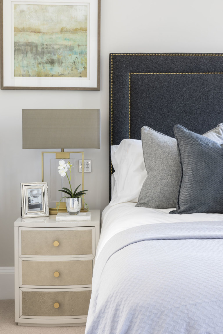 property styling and home staging Chiswick
