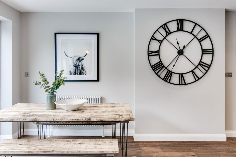 property styling and home staging Clapham