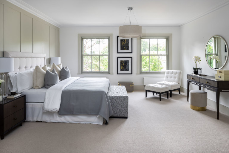 property styling and home staging Gerrards Cross