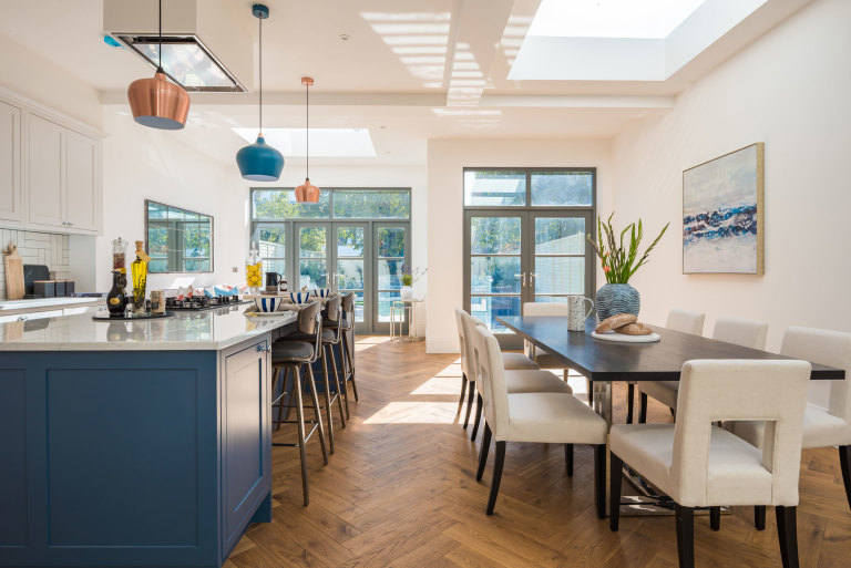 Parsons Green Burbeck Property Styling & Home Staging