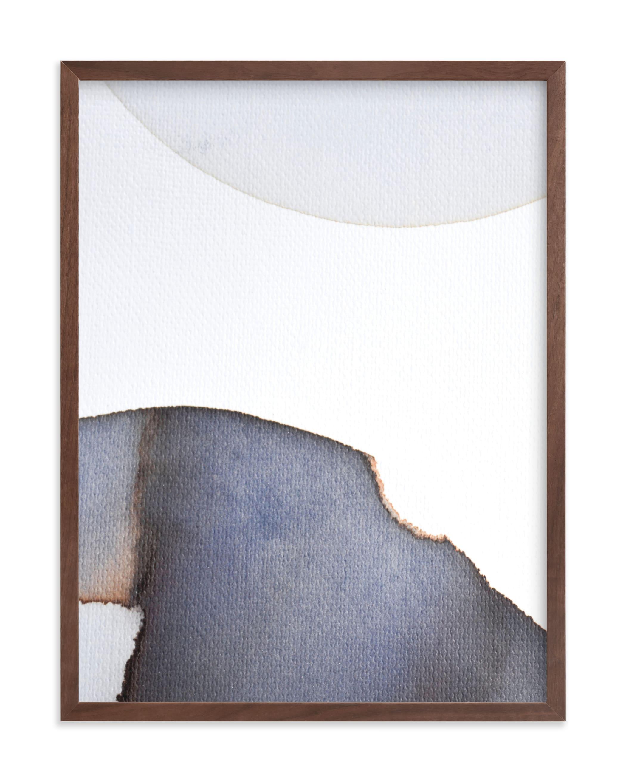 Moon Tides II Art Print