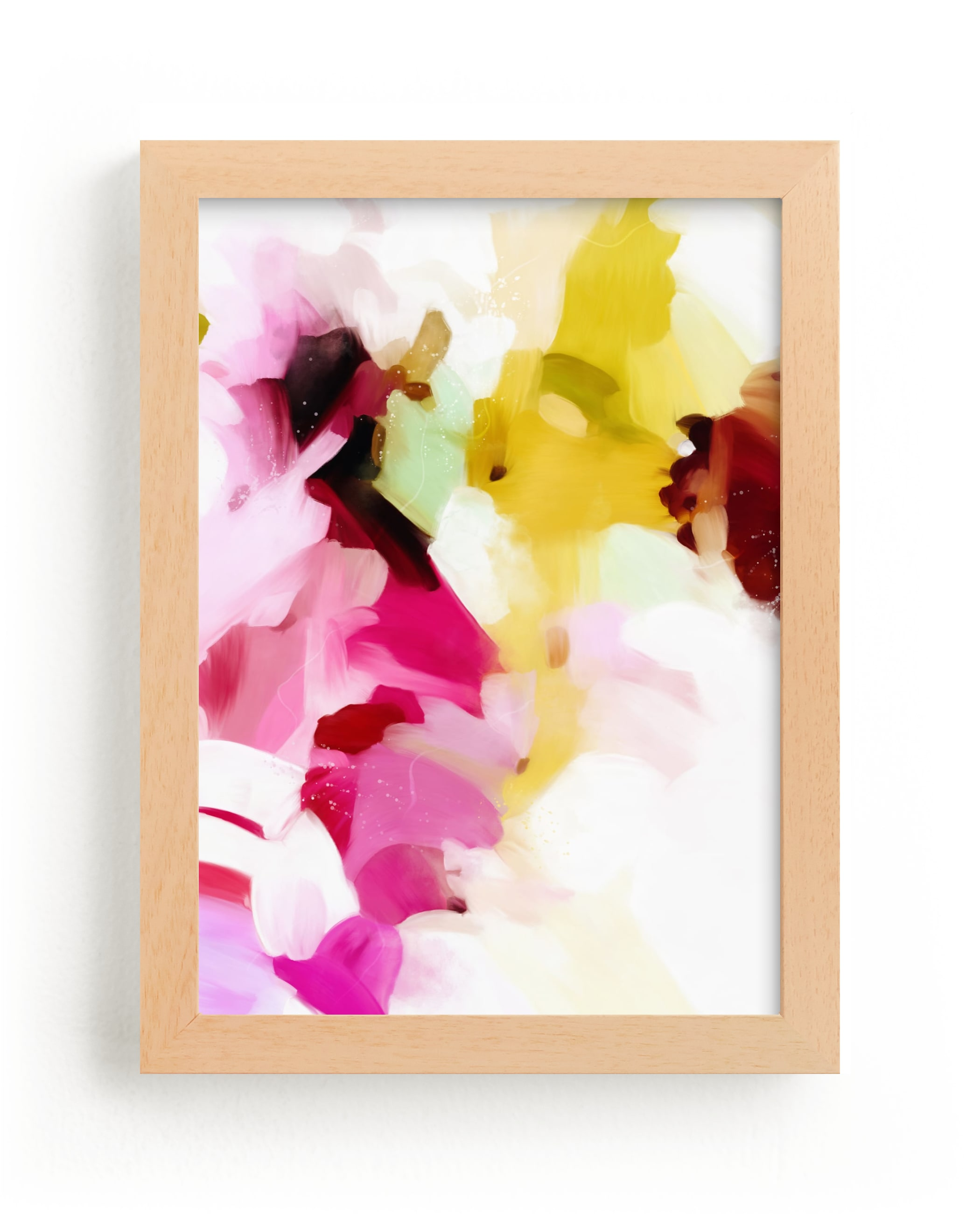 """""""By the window"""" - Limited Edition Art Print by Parima Studio in beautiful frame options and a variety of sizes."""
