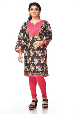 Minu Multi Pure Cotton Kurti