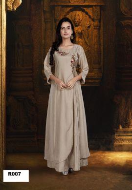 Minu Mouve Dola Silk Gown
