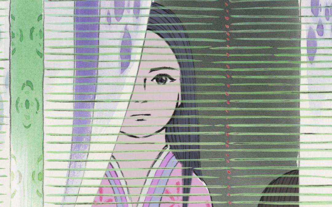 El cuento de la princesa Kaguya, de Isao Takahata