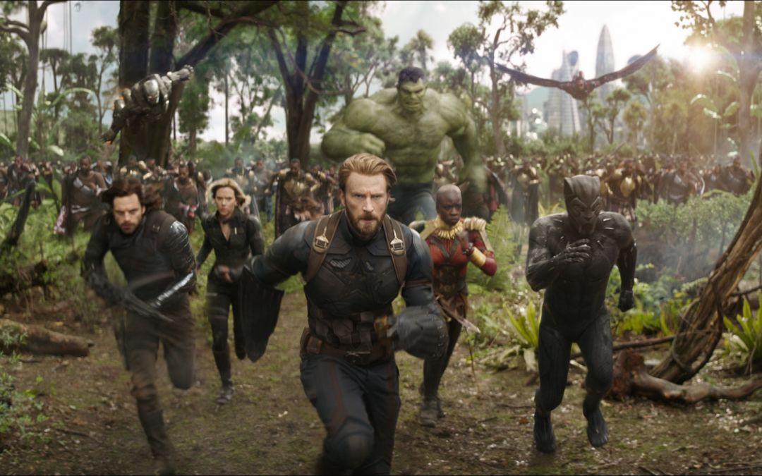 Vengadores: Infinity War, de Anthony Russo y Joe Russo