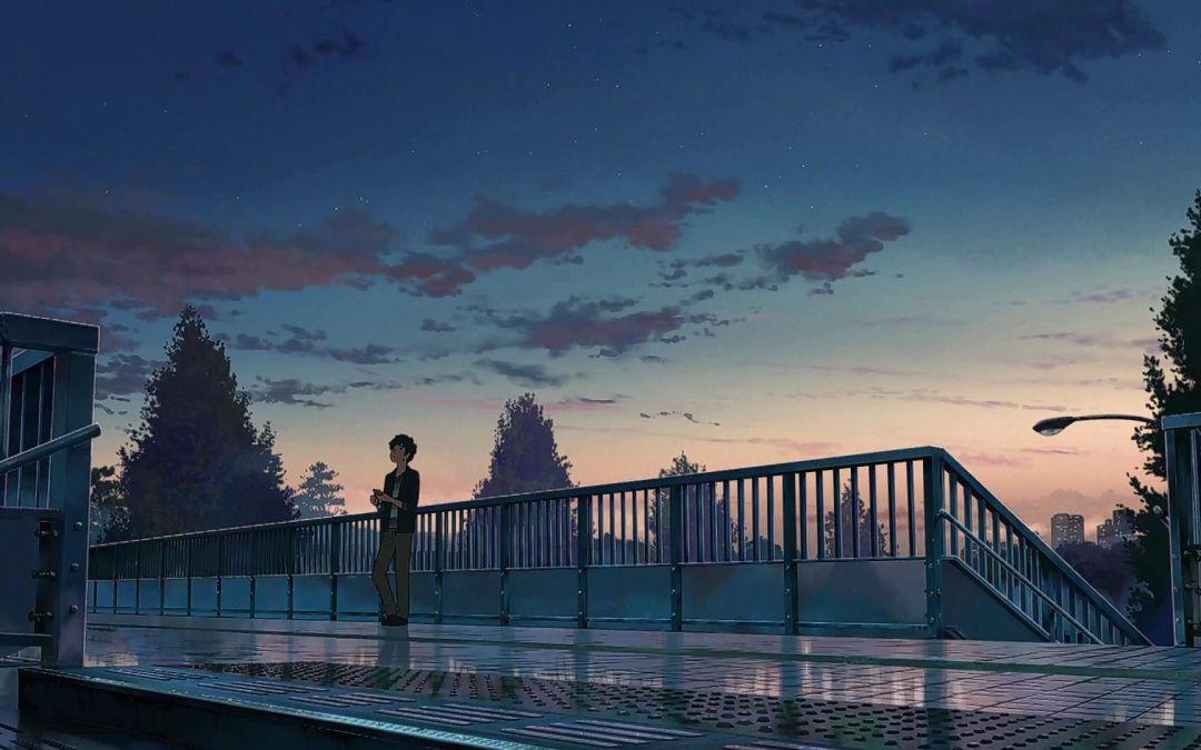 Makoto Shinkai, la eclosión animada