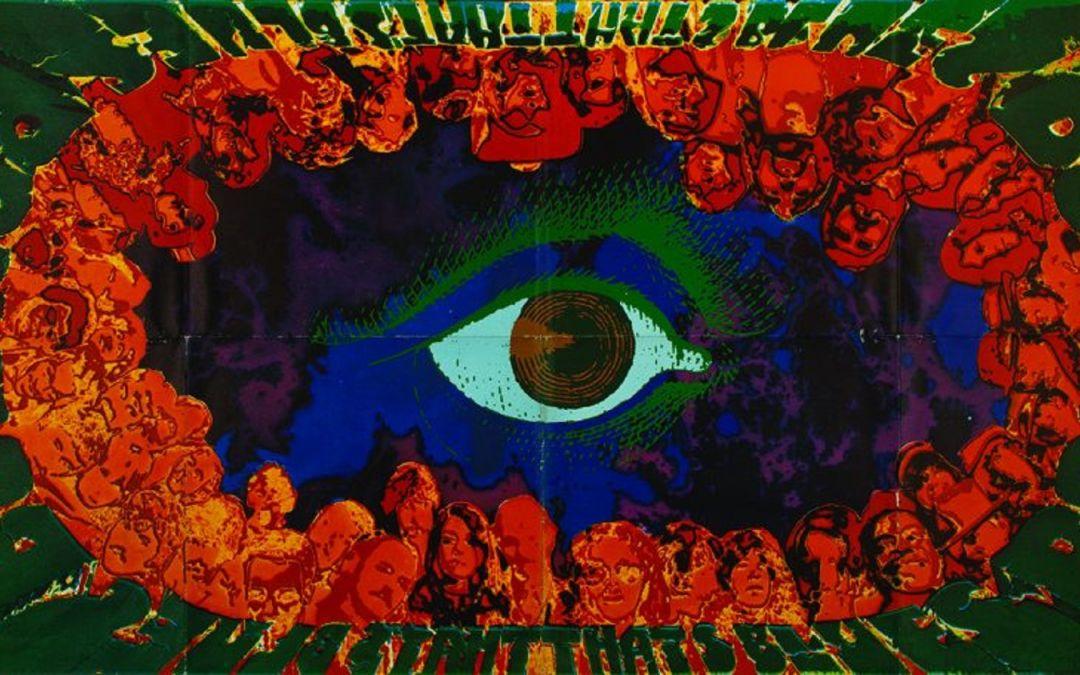 Exposición 'Psicodelia en la cultura visual de la era beat 1962-1972'