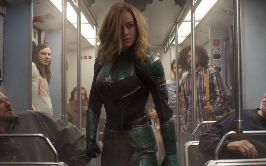 Capitana Marvel, de Anna Boden y Ryan Fleck