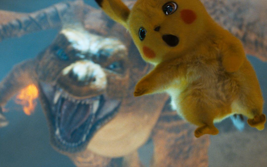 Detective Pikachu, de Robert Letterman