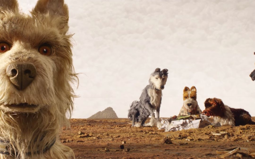 La forma del agua, de Guillermo del Toro / Isla de perros, de Wes Anderson