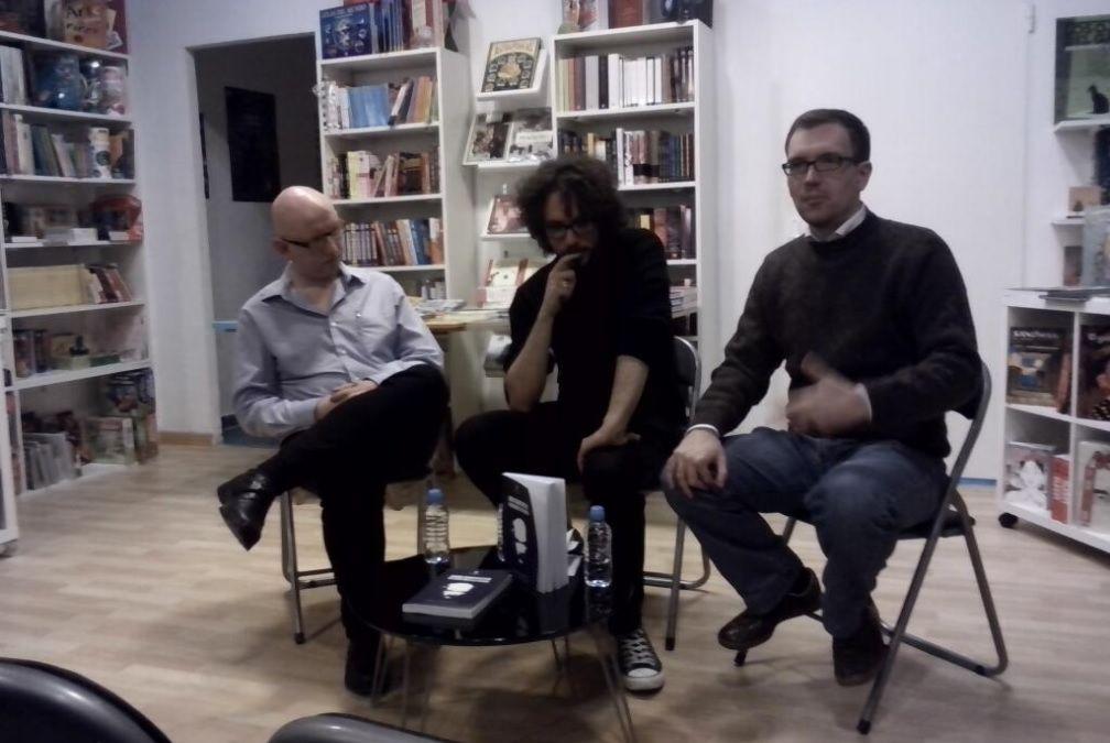'John Carpenter': presentación en Valencia
