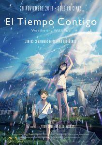 El tiempo contigo, de Makoto Shinkai
