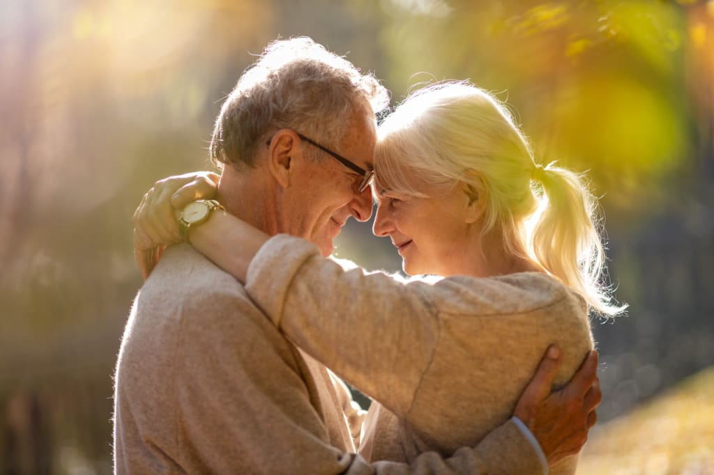 over 50s dating